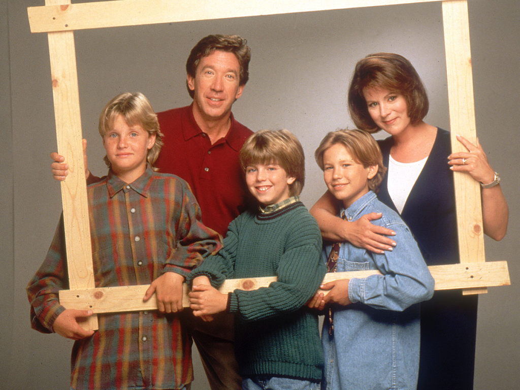what you never knew about the tv show home improvement - originol